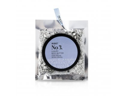Silver Sequins Body Butter
