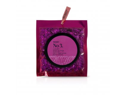 Pink Sequins Body Butter