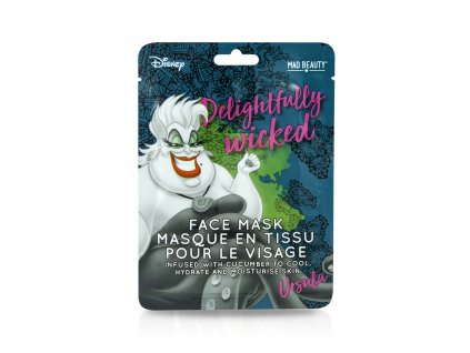 Villians Face Mask Ursula