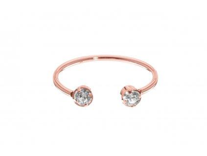 prsten z chirurgické oceli Mariesy by Qudo