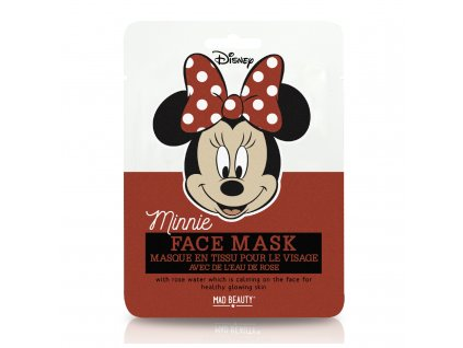 Minnie Face Mask
