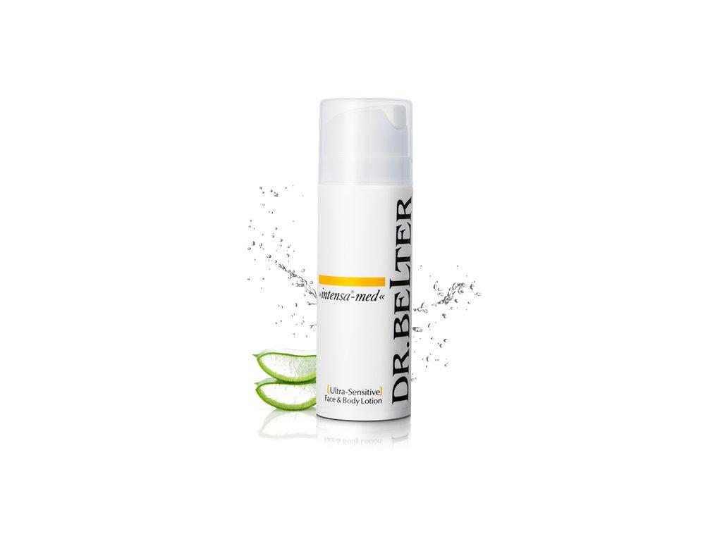 782 intensa med face body lotion