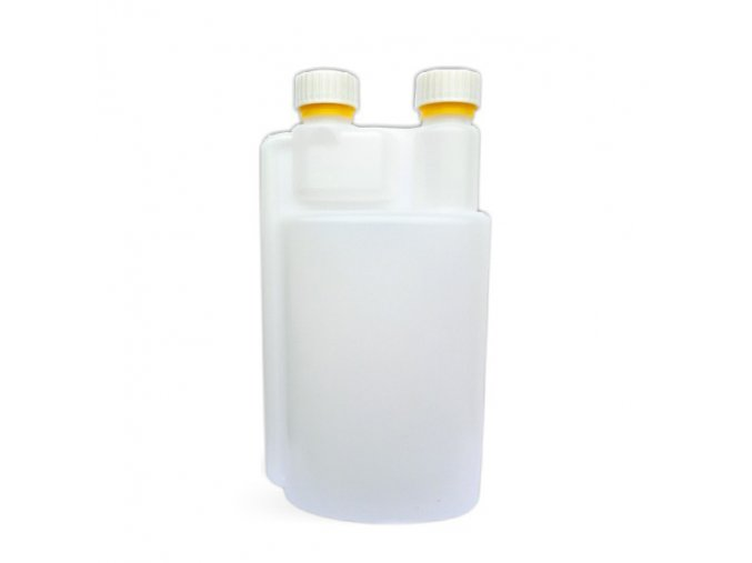 424 davkovaci lahev 1l s odmerkou na 2 uzavery