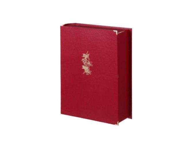 1483 kniha na vino na 3 lahve