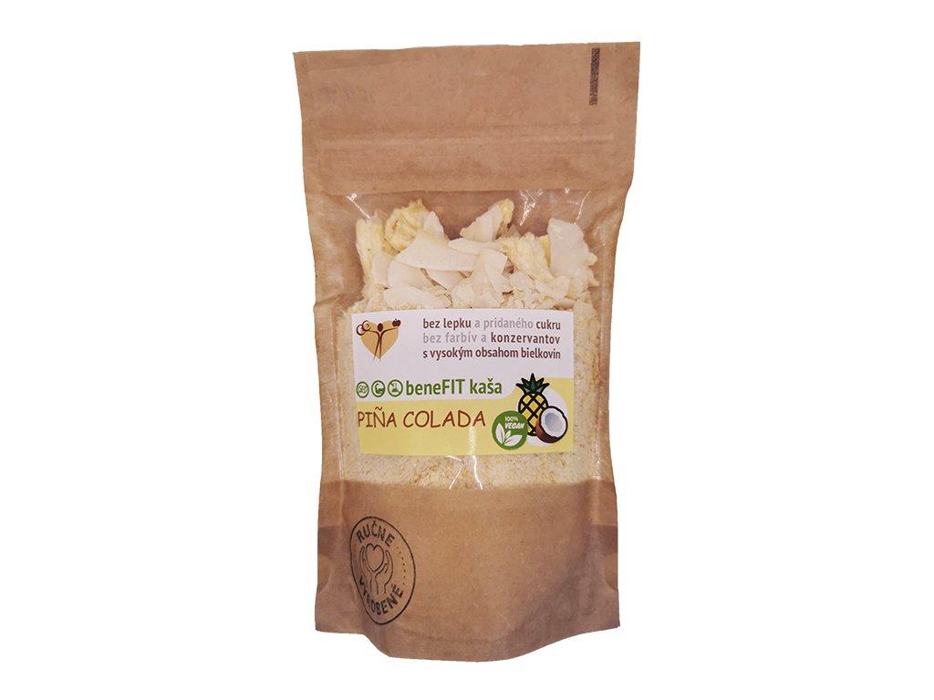 Benefit kaša - Piña Colada (vegan)