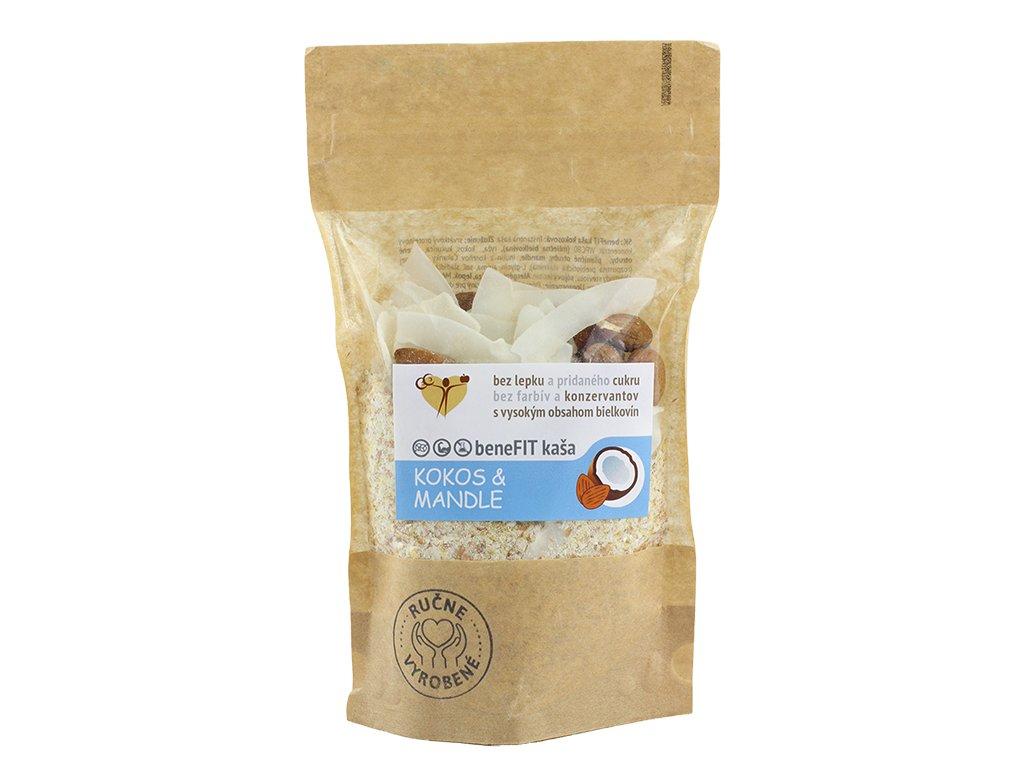 BeneFIT kaša - Kokos a mandle (bezlepková)