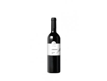 Chardonnay 2018 bez cary a bez popisu