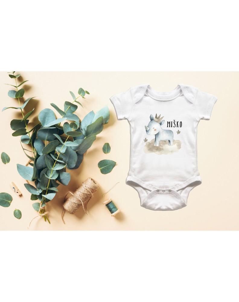 detské-body-s-vlastným-menom-s-nosorožcom