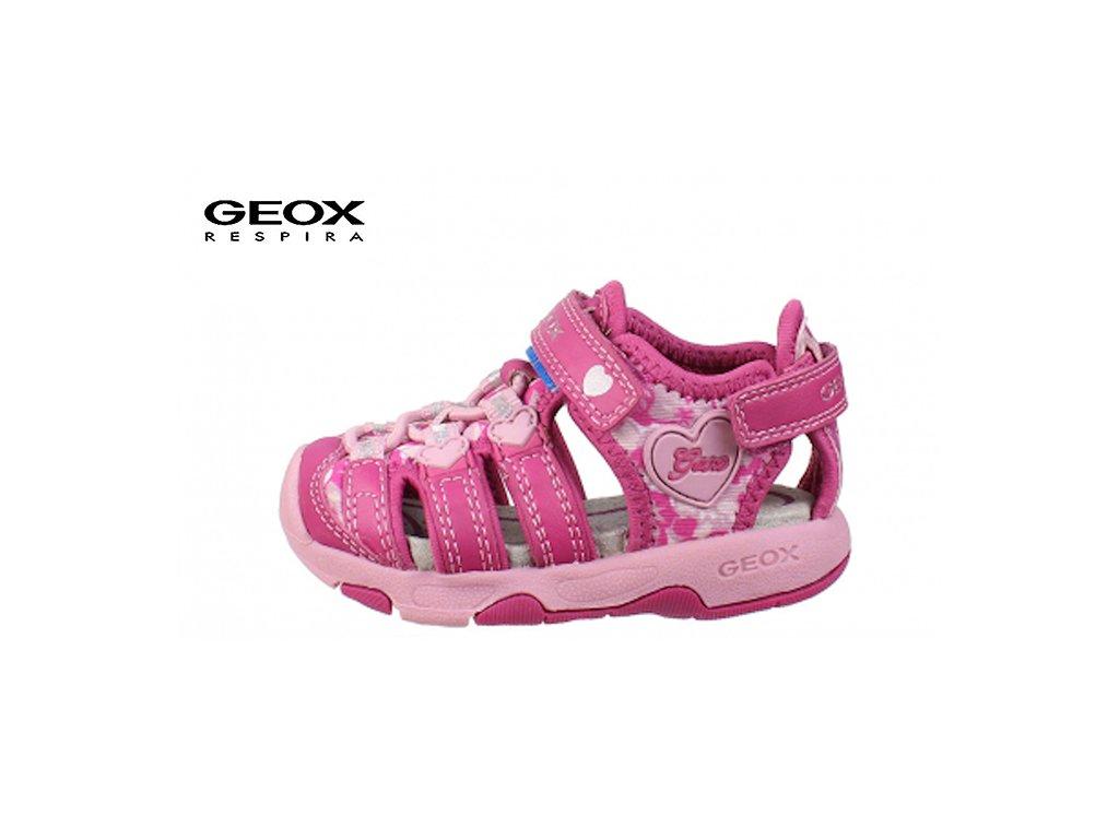 9481d666502f Detské dievčenské sandále Geox B620DA 054EE C8230 - beni.sk