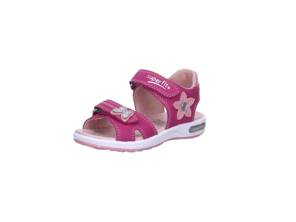 0d378d8f3a02 Detské dievčenské sandále Superfit 2 00131 64 - beni.sk