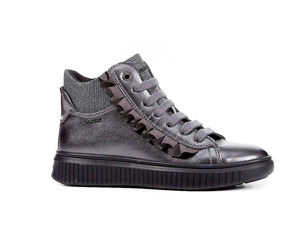 78019a3340b2 Detské dievčenské prechodné topánky Geox J847YA OOONF C9002 - beni.sk