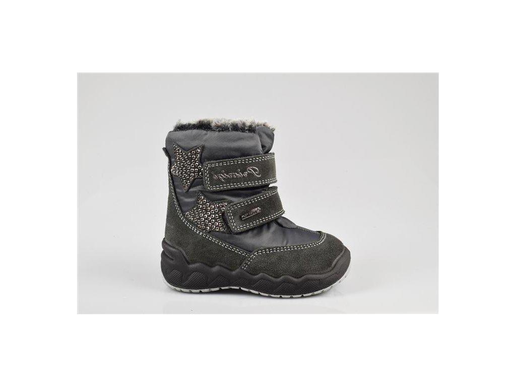 Detská dievčenská obuv zimná Goretexová Primigi 23784 00 - CENA JE PO ZĽAVE  20%. Dievčenské nepremokavé zimné topánky ... ce21eb4ed79