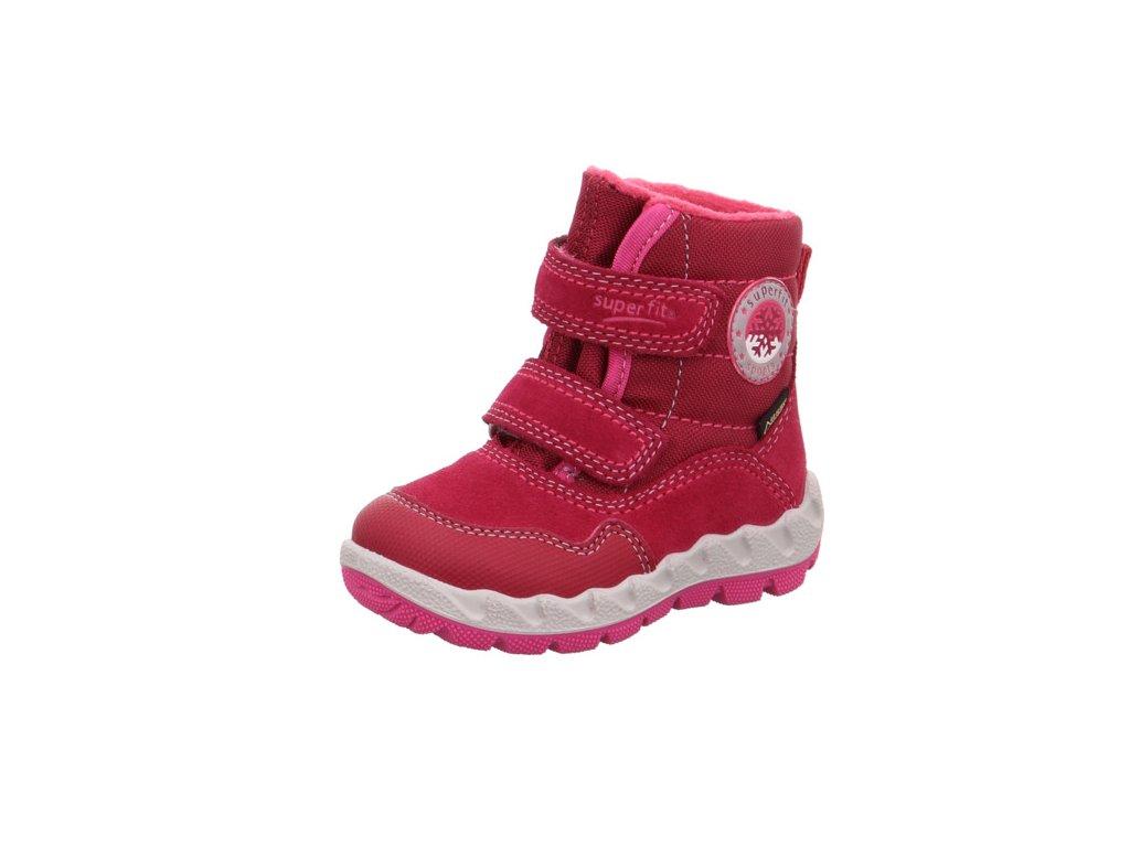 6df5ab4eaf5 Detská dievčenská obuv zimná goretexová Superfit 3 00013 50 - CENA ...