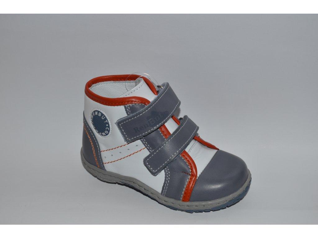 00ae8fd7c0 Obuv pre deti celokožená celoročná Renbut 13-1403. Celoročné topánky ...