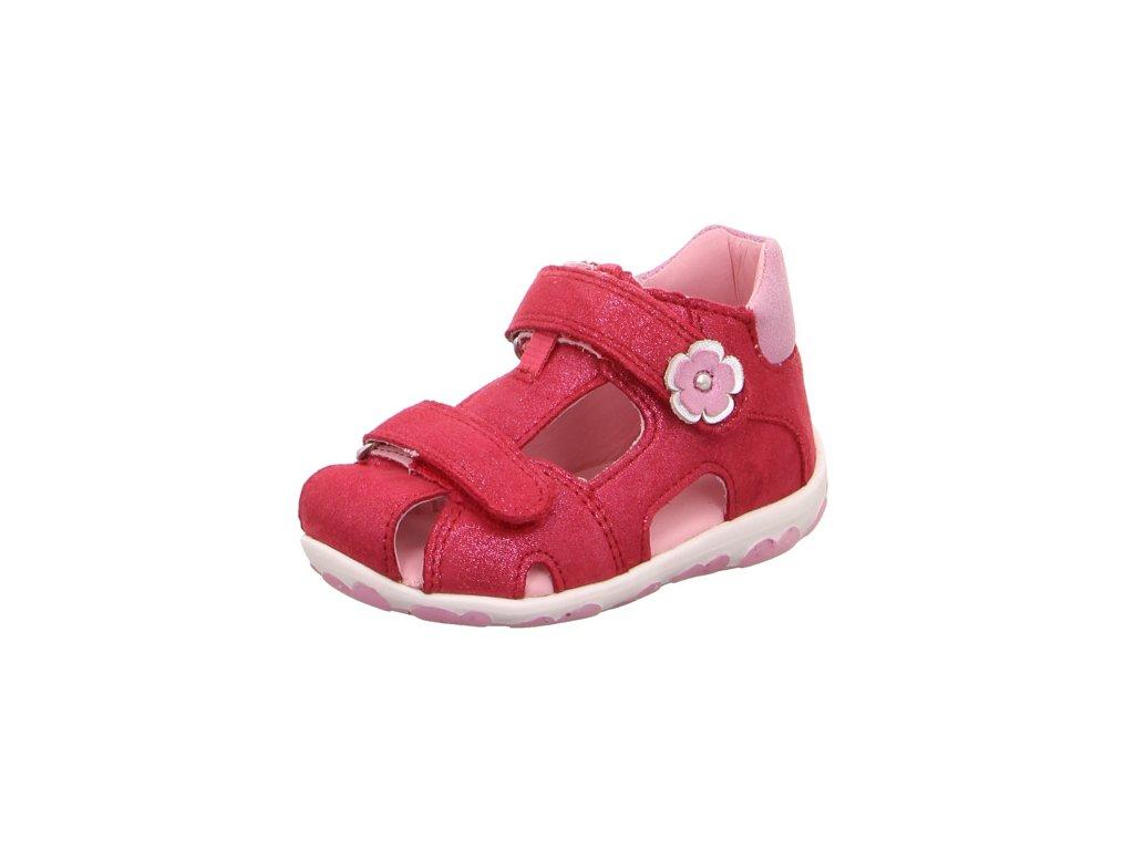 c49932246704c Detské dievčenské celokožené sandálky Superfit 4 09040 50 - beni.sk