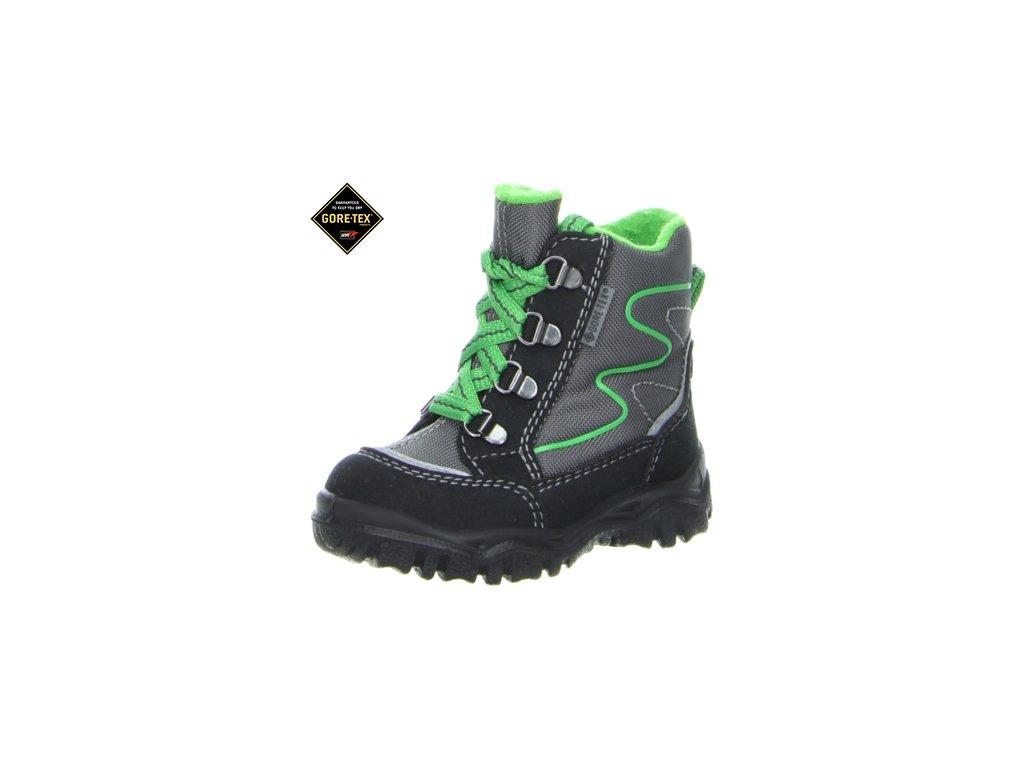 Detská obuv zimná goretexová Superfit 1 00042 02 - CENA JE PO ZĽAVE ... d0749b87438