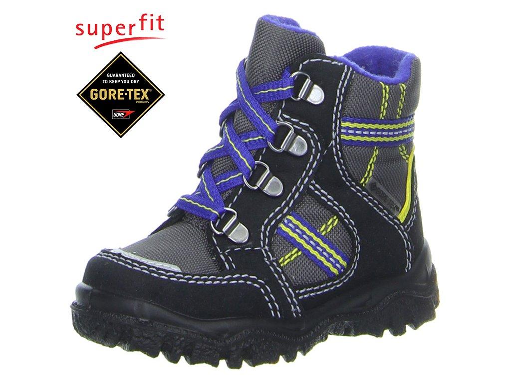 Detská obuv zimná goretexová Superfit 3 00042 03 - CENA JE PO ZĽAVE ... 4a2a75ee141