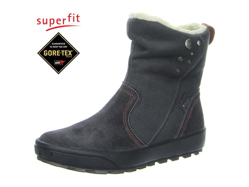 Detská obuv zimná goretexová Superfit 3 00483 88 - CENA JE PO ZĽAVE ... 5d25769875b