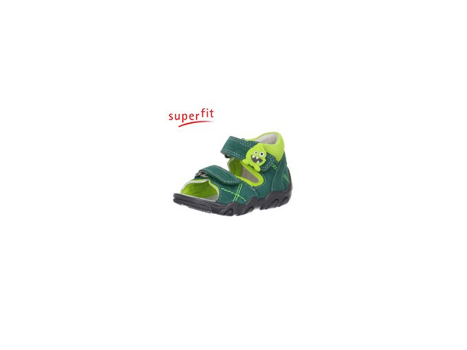 Detské zdravotné sandálky Superfit 4 00011 41  - CENA JE PO ZĽAVE 20%, UŠETRÍTE 8,2 EUR