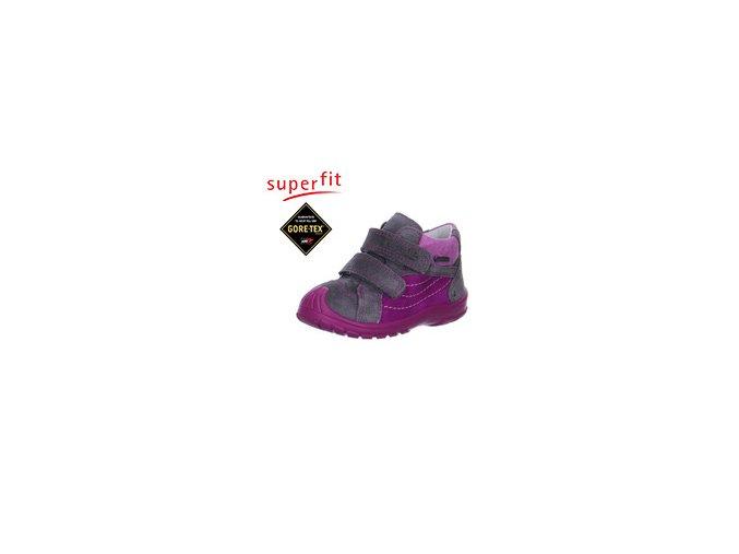 Detská obuv celoročná Goretexová Superfit 4 00432 06