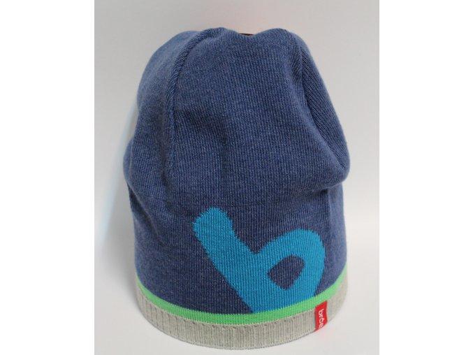 Čiapka Broel Iban modrá