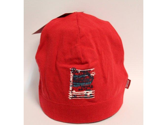 Čiapka Broel Irek červená