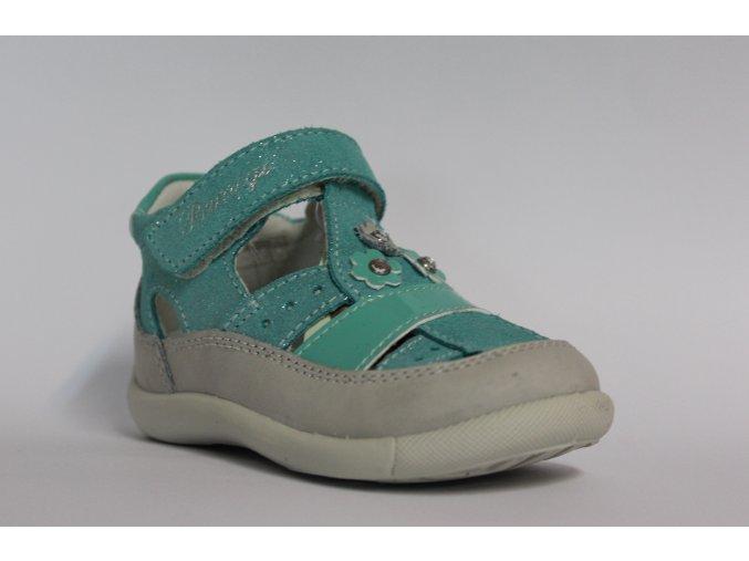 Vychádzková obuv Primigi 3543200 Alena tyrkysová