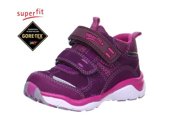 Detská obuv goretexová Superfit 5 00239 40