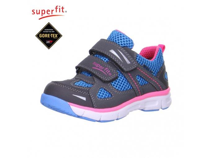 Detská obuv Goretexová Superfit 6 00411 07