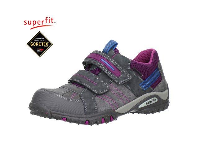 Detská obuv Goretexová Superfit 7 00362 06