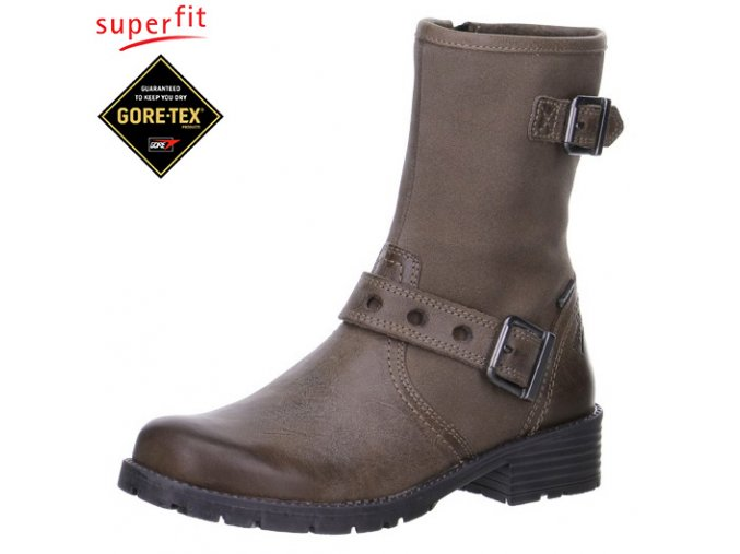Detská obuv zimná gore-texová Superfit 5 00179 33