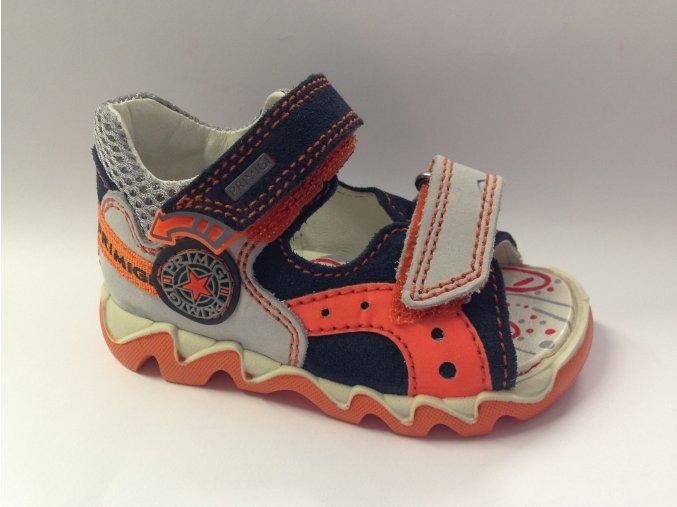 Chlapčenské sandále Primigi 16041/00 DOK- CENA JE PO ZĽAVE 30%, UŠETRÍTE 11,79 EUR