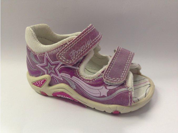 Dievčenské sandále Primigi 15962/00 ANGEL- CENA JE PO ZĽAVE 30%, UŠETRÍTE 10,92 EUR