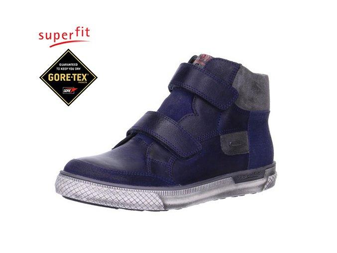 Detská obuv celoročná goretexová Superfit 5 00206 91