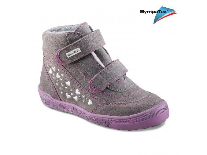 Dievčenská obuv Richter s membránou Sympatex 4143 621 6611