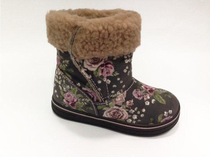 Dievčenská zimná obuv Primigi 45571/00 KESIA -  UVEDENÁ CENA JE PO ZĽAVE 30%, UŠETR'TE 11,70 EUR
