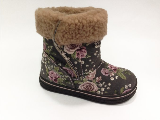 Dievčenská zimná obuv Primigi 45571/00 KESIA