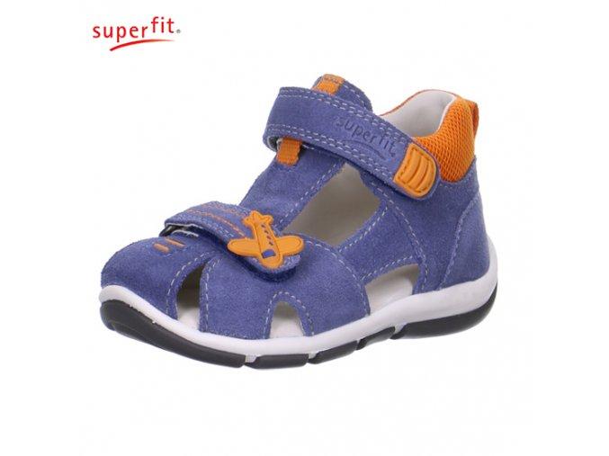 Detské sandálky Superfit 6 00144 91