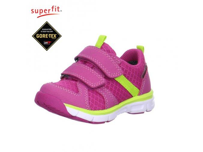 Detská obuv športová goretexová Superfit 6 00063 63