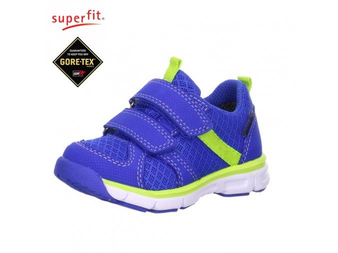 Detská obuv športová goretexová Superfit 6 00063 85