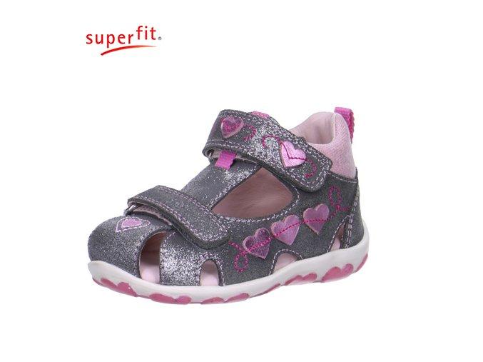 Detské sandálky Superfit 6 00037 06