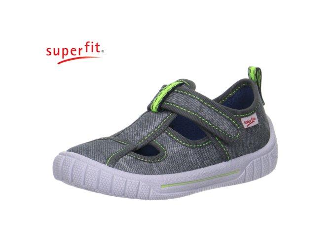 Detské chlapčenské papučky Superfit 0 00272 06
