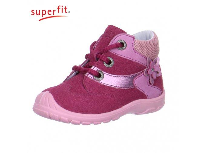 Detská obuv celoročná Superfit 6 00327 37 - CENA JE PO ZĽAVE 30%, UŠETRÍTE 11,85 EUR