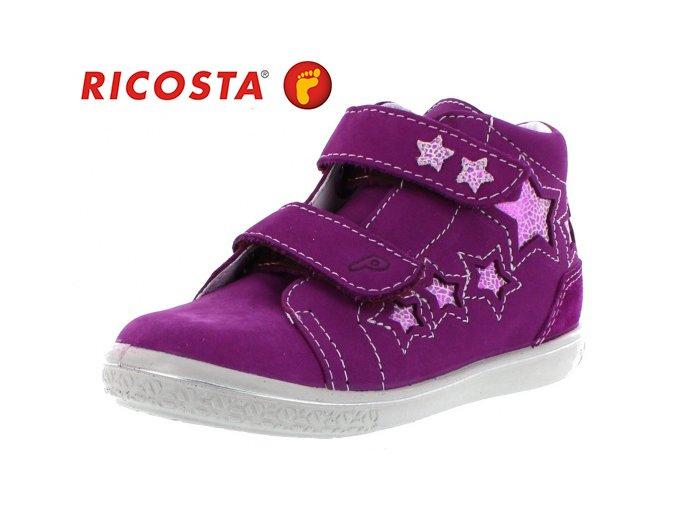 Dievčenská celoročná obuv Ricosta RENA 25 25100/371