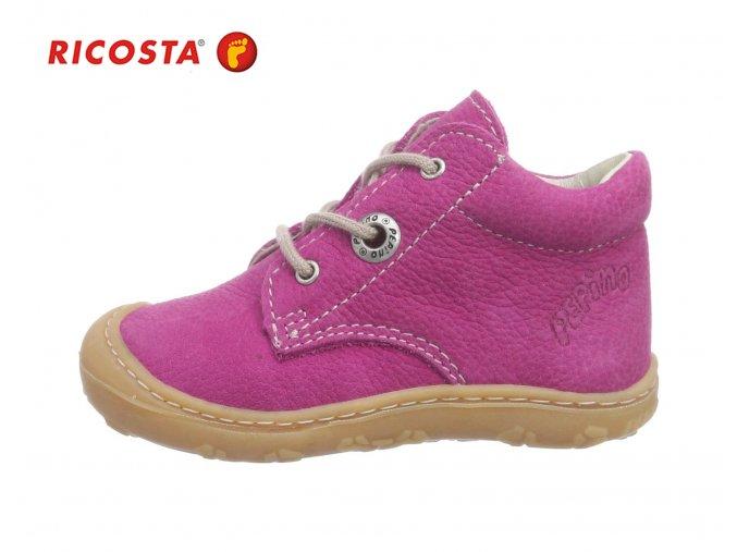 Detská členková obuv pre začiatočníkov Ricosta CORY 12 21000 320