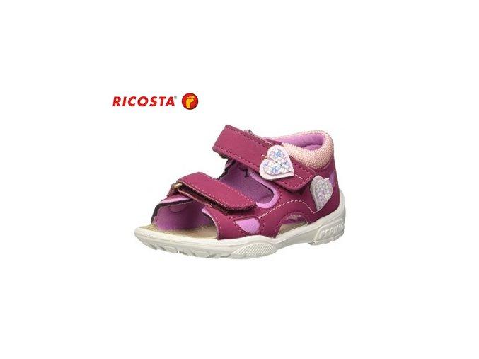 Dievčenské sandálky Ricosta Kittie 34 27100 321