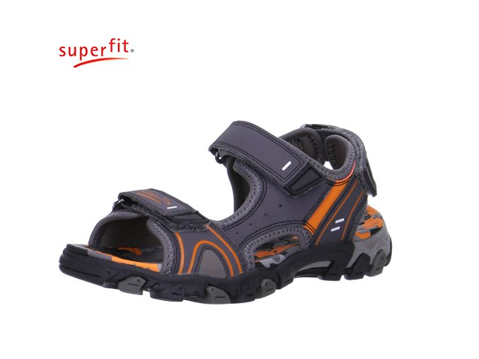 Chlapčenská letná obuv Superfit 6 00100 05  - CENA JE PO ZĽAVE 20%, UŠETRÍTE 10,16 EUR