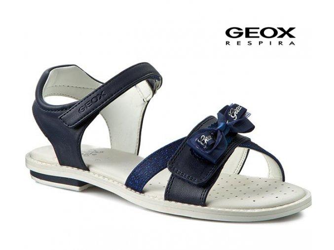 Dievčenské sandále Geox J62E2B 054AS C4002  - CENA JE PO ZĽAVE 20%, UŠETRÍTE 11,64 EUR