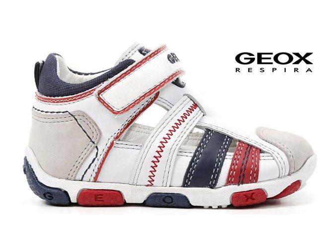 Geox sandále B6236B 08532 C0899 - CENA JE PO ZĽAVE 20%, UŠETRÍTE 9,86 EUR