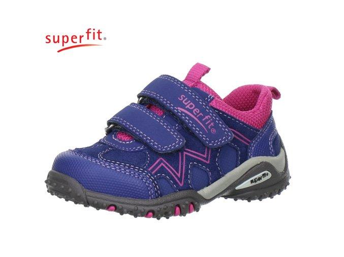 Detská obuv športová Superfit 7 00233 88